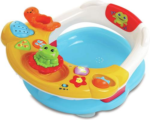 a Vtech- Super Siege 2 In 1 Baby First Age Toy