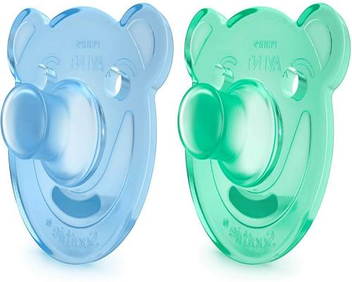 a Philips Avent Pacifier
