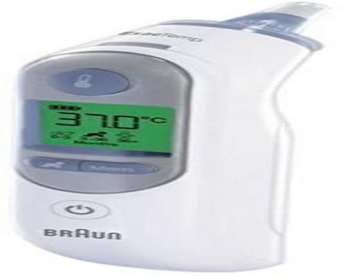 un Thermomètre Braun Thermoscan