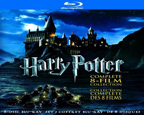 a Movie Harry Potter: The Complete 8-Film Collection [Blu-Ray] (Bilingual)
