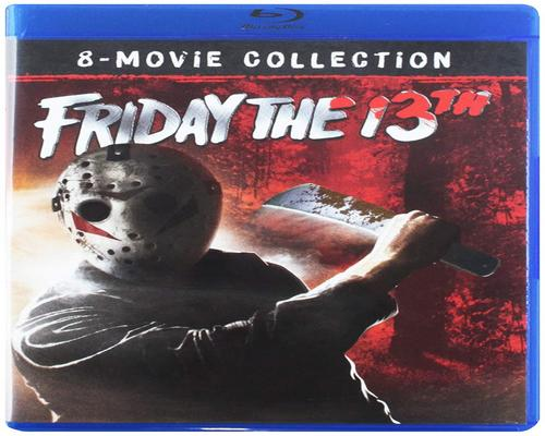 a Movie Friday The 13Th The Ultimate Collection [Blu-Ray]