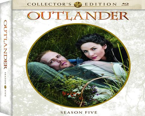 a Movie Outlander (2014) - Season 5 Limited Collector'S Edition [Blu-Ray]