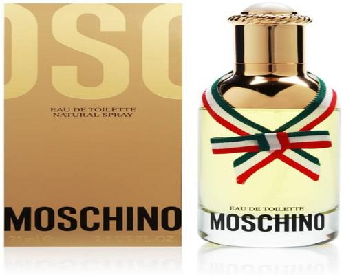 one Moschino Eau De Toilette 75Ml