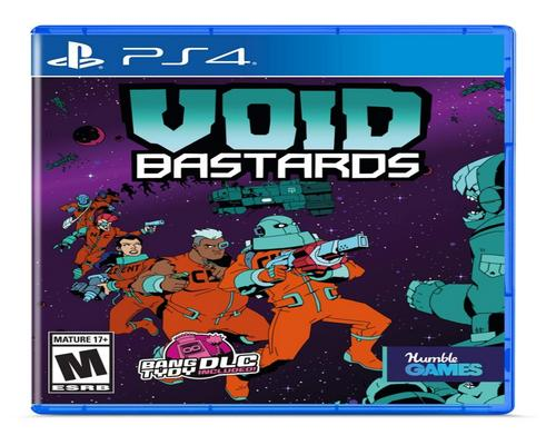 a Set Of Accessory Void Bastards - Playstation 4