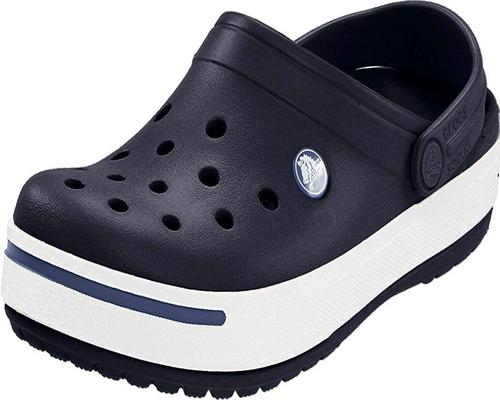 A Pair Of Crocs Crocband II Mules
