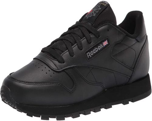 a Reebok Classic Leather Sneaker