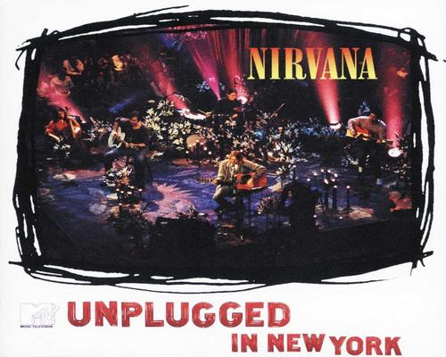 een Cd Mtv (Logo) Unplugged In New York