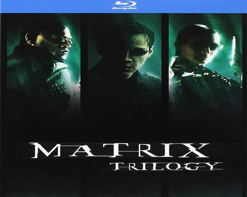 uno Film Matrix Trilogy (Box 3 Br)
