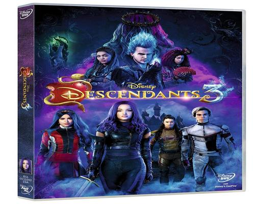 uno Film Descendants 3 ( Dvd)