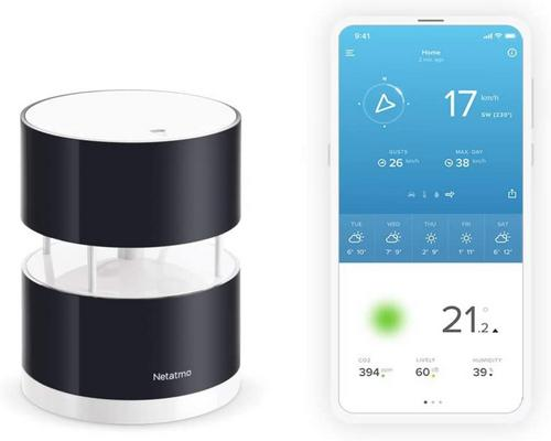 en Netatmo Connected Wireless Anemometer Netatmo