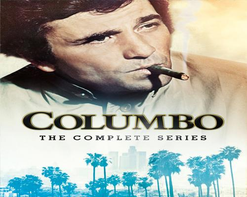 a Movie Columbo: The Complete Series