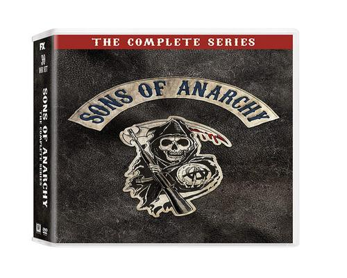 a Movie Sons Of Anarchy: The Complete Series