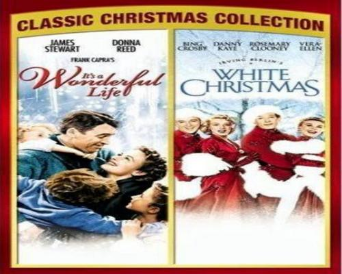 a Cd It'S A Wonderful Life / White Christmas [Classic Christmas Collection]