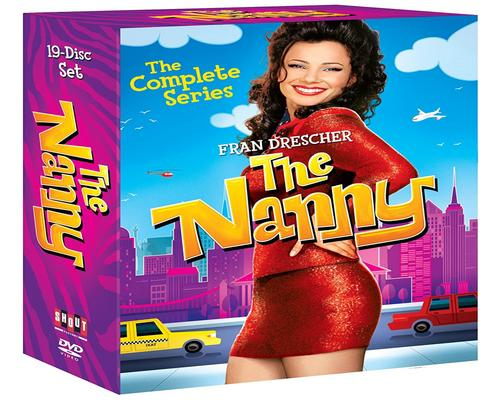 a Movie The Nanny: The Complete Series