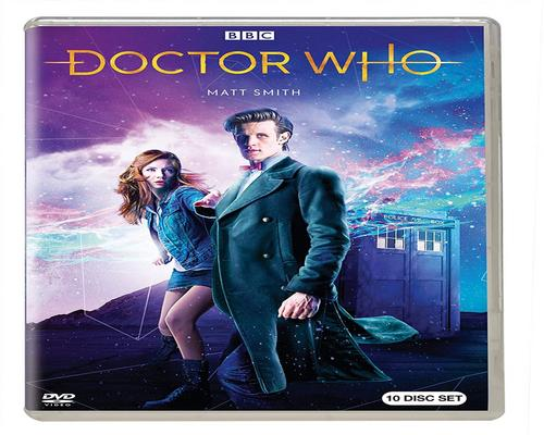 a Movie Doctor Who: The Matt Smith Collection (Dvd)