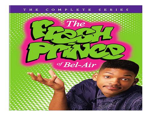 a Movie Fresh Prince Of Bel-Air, The Complete Series