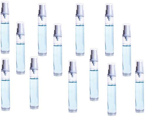 One Pack Of 30 Plastic Travel 2ml Refillable Sample For Travel Bottle
