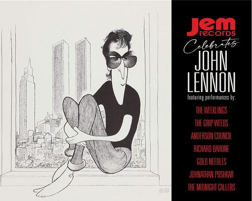 een Cd Various - Jem Records Celebrates John Lennon