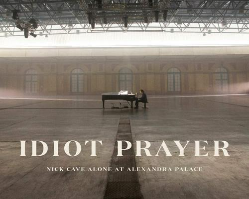 een Cd Nick Cave - Idiot Prayer: Nick Cave Alone At Alexandra Palace