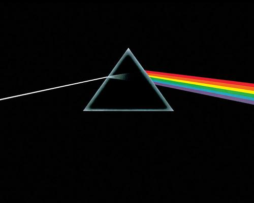 een Cd The Dark Side Of The Moon