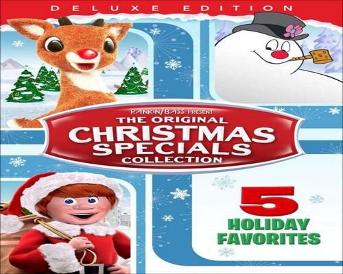 a Cd The Original Christmas Specials Collection