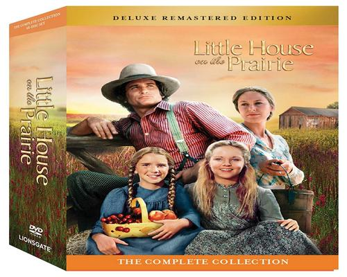 a Movie Little House On The Prairie: The Complete Series [Deluxe Remastered Edition]