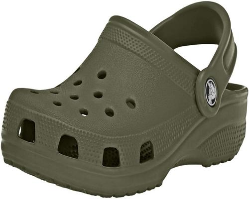 A Pair Of Crocs Classic Mules Mixed Adult