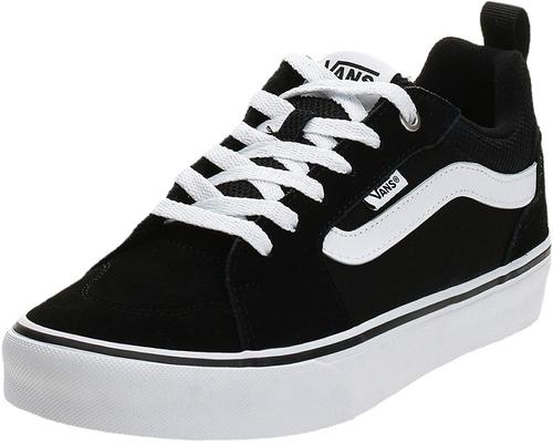 A Pair Of Vans Filmore Sneakers