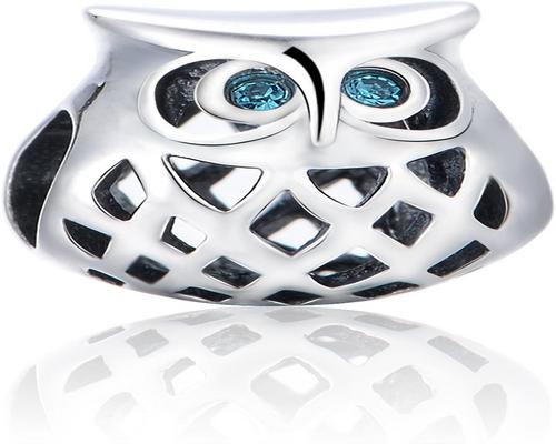 une Perle Charms Hibou