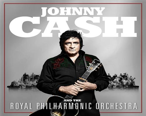 a Cd Johnny Cash And The Royal Philharmonic Orchestra