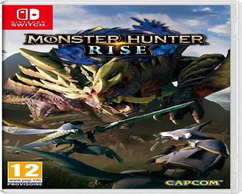 un Jeu Monster Huntertm Rise