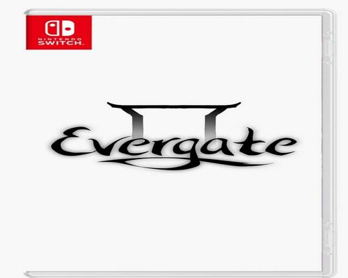 un Jeu Evergate (Nintendo Switch)