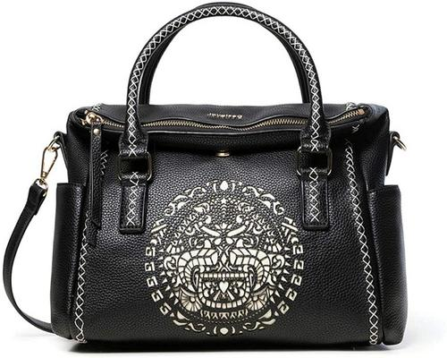 en Desigual Bols_Tribal Loverty Bag 14 X 24 X 33 Cm