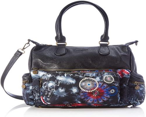 One Bag Woman Desigual Cloth Bag