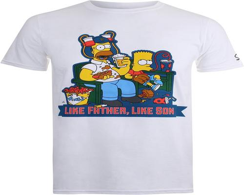 a Generic The Simpsons Father Accessory
