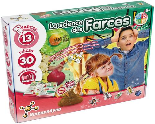 una farsa di Science4You