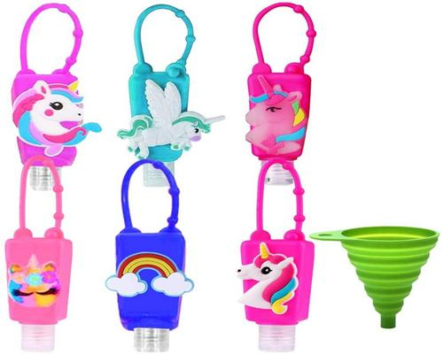 One Youyike Bottle 6Pcs Portable Kids Bottles