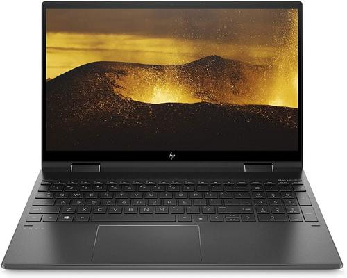 "a Computadora Hp Envy X360 15-Ee0000Sf / 15-Ee0004Nf Pc Convertible And Touch 15.6 ""Fhd Ips Aluminio Negro"