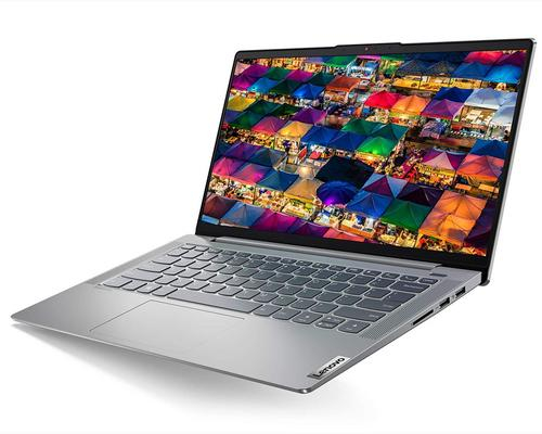 a Lenovo Ideapad 5I 14Iil05 14 '' Full Hd Platinum Gray Computer