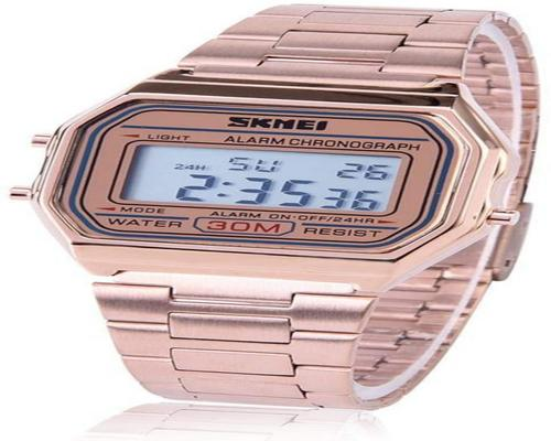 a 3Colors Electronic Watch