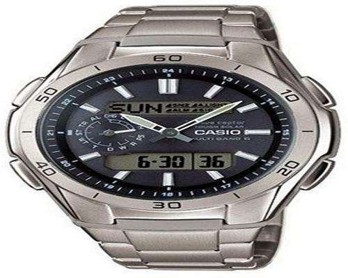 un orologio Casio Wave