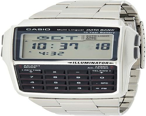 a Casio Men's Watch