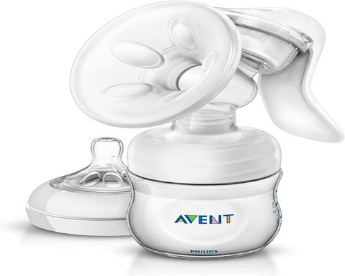 a Philips Avent Breast Pump