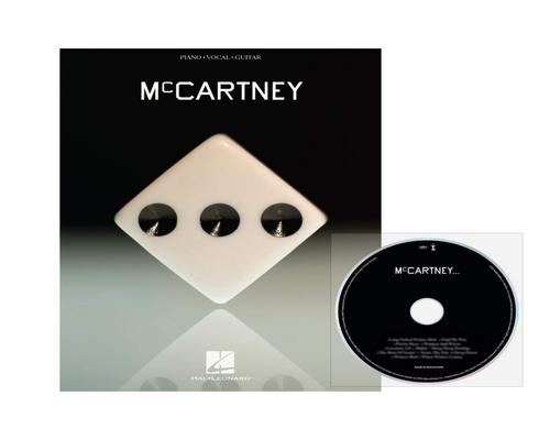 ein Cd Mccartney Iii (Cd+Songbook Ltd. Edt.)