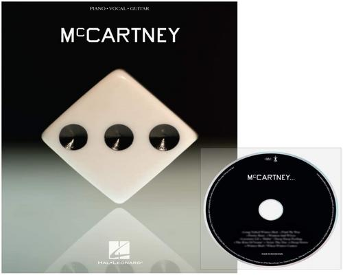 Cd Mccartney Iii -Cd+Book-