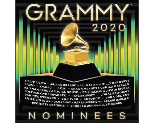 A 2020 GRAMMY Nominees CD
