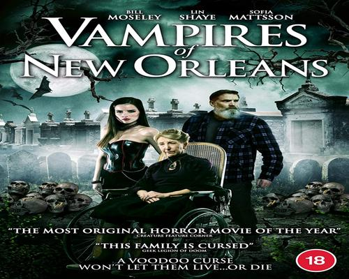 a Dvd Vampires Of New Orleans [Dvd]