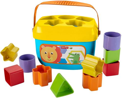 en Fisher-Price My Shape Sorter Toy