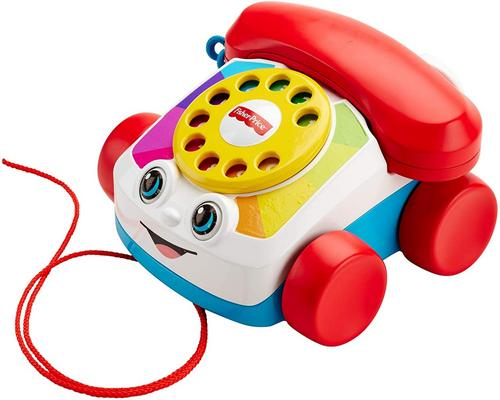 a Fisher-Price My Phone Toy