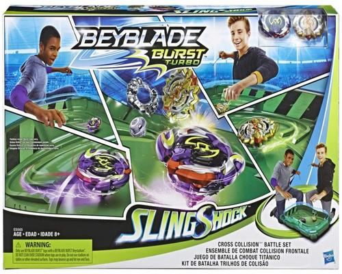 un Beyblade Top